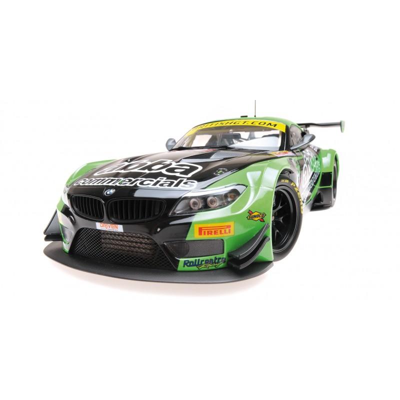 Bmw Z4 Gt3: BMW Z4 GT3 88 British GT Championship 2016 Minichamps