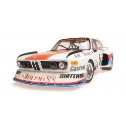 BMW 3.5 CSL 5 Havirov International 1977 Minichamps 155772605