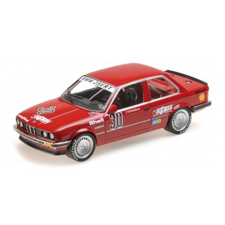 BMW 325I 30 DTM Nurburgring 1986 Joachim Winkelhock Minichamps 155862630