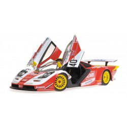 McLaren F1 GTR 40 24 Heures du Mans 1998 Minichamps 530133840