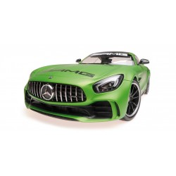 Mercedes AMG GTR 2017 Ring Taxi Minichamps 155036091