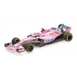 Force India Mercedes VJM11 F1 2018 Sergio Perez Minichamps 417180011