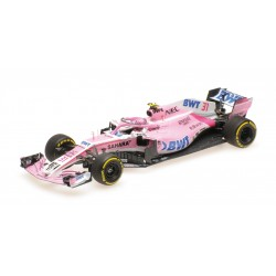 Force India Mercedes VJM11 F1 2018 Esteban Ocon Minichamps 417180031
