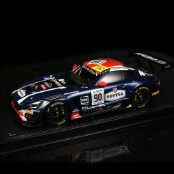 Mercedes AMG GT3 90 3ème 24 Heures de Spa Francorchamps 2017 Paragon 88022