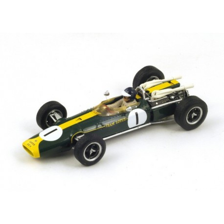 Lotus 43 BRM F1 USA 1966 Jim Clark Spark S2143