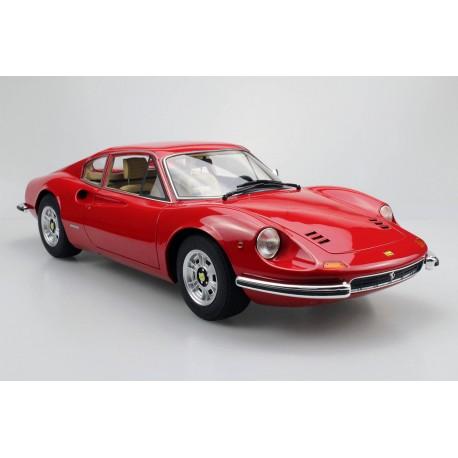 Ferrari Dino 246 GT Red 1969 Top Marques TM1202J