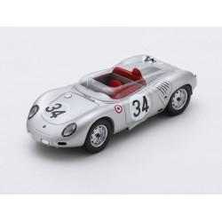 Porsche 718 RSK 34 24 Heures du Mans 1959 Spark S4678