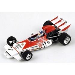 BRM P160B F1 Monaco 1972 J-P Beltoise Spark S1740