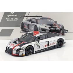 Audi R8 LMS 25 Winner 24 Heures de Spa Francorchamps 2017 Spark 12SB001