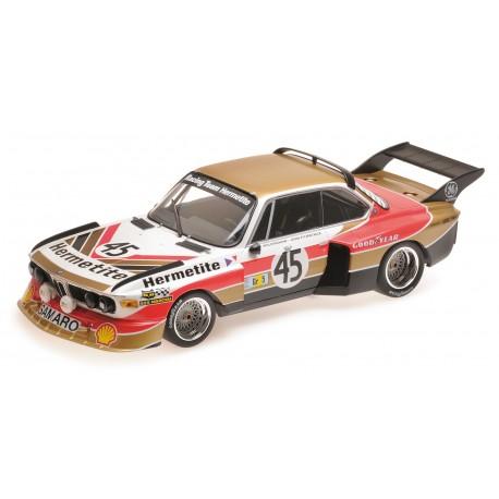 BMW 3.0 CSL 45 24 Heures du Mans 1976 Minichamps 155762645
