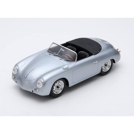 Porsche 356 Speedster Carrera Silver Spark 12S004