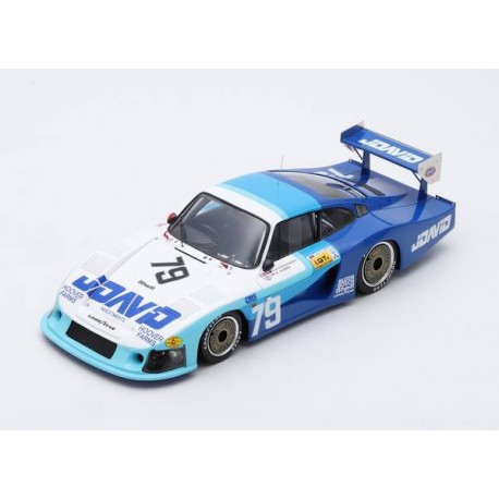 Porsche 935 79 24 Heures du Nurburgring 1982 Fitzpatrick Hobbs Spark 18S286