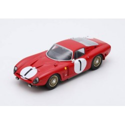 ISO Rivolta 1 24 Heures du Mans 1964 Berney Noblet Spark 18S292
