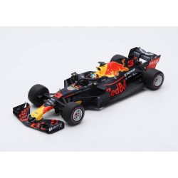 Aston Martin Red Bull Tag Heuer RB14 F1 Monaco 2018 Daniel Ricciardo Spark 18S351
