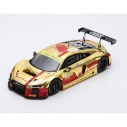 Audi R8 LMS 1 2ème FIA GT World Cup Macau 2017 Robin Frijns Spark 18SA014