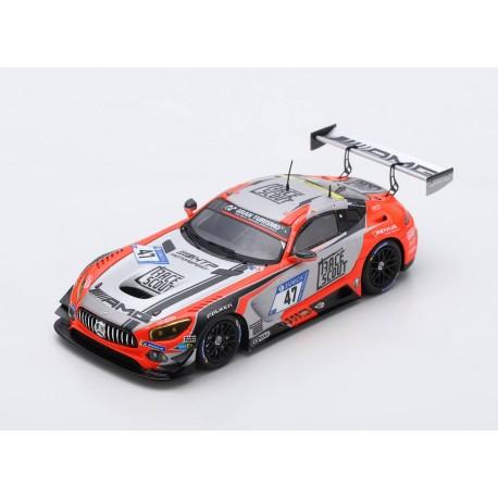 Mercedes AMG GT3 47 24 Heures du Nurburgring 2018 Spark SG419