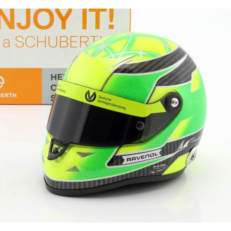 Casque 1/2 Michael Schumacher F1 2012 Schuberth