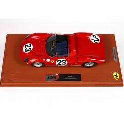 Ferrari 250 P 23 24 Heures du Mans 1963 BBR BBRC1826DV