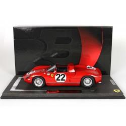 Ferrari 250 P 22 24 Heures du Mans 1963 BBR BBRC1826C