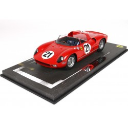 Ferrari 250 P 21 24 Heures du Mans 1963 BBR BBRC1826B