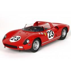 Ferrari 250 P 23 24 Heures du Mans 1963 BBR BBRC1826D