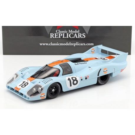 Porsche 917 Long Tail 18 24 Heures du Mans 1971 Rodriguez Oliver CMR CMR045
