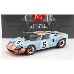 Ford GT40 MKI 6 Winner 24 Heures du Mans 1969 Ickx Oliver CMR CMR12002