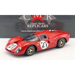 Ferrari 330 P4 21 24 Heures du Mans 1967 Scarfiotti Parkes CMR CMR12006