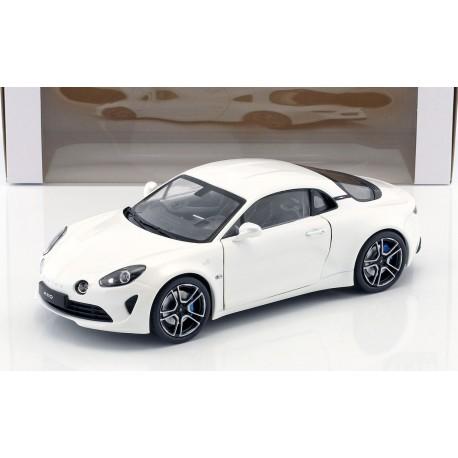 Alpine A110 Première Edition Blanc Irise 2017 Solido 1801602