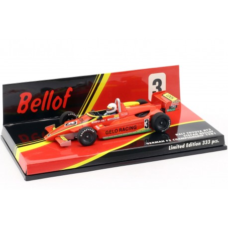 Ralt RT3 German F3 Championship 1981 Minichamps 447810303