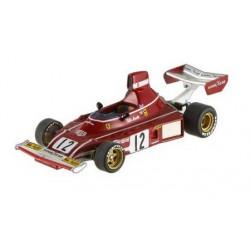 Ferrari 312B3 F1 France 1974 Niki Lauda Hotwheels V8371
