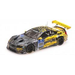 BMW M6 GT3 999 24 Heures du Nurburgring 2016 Minichamps 437162609