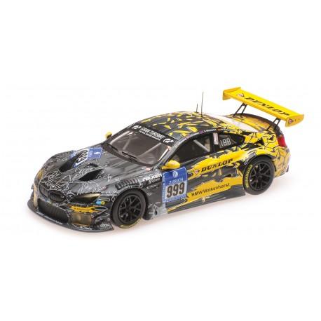 BMW M6 GT3 99 24 Heures du Nurburgring 2016 Minichamps 155162609