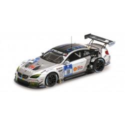 BMW M6 GT3 18 24 Heures du Nurburgring 2016 Minichamps 437162618