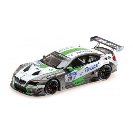 BMW M6 GT3 20 24 Heures du Nurburgring 2017 Minichamps 437172620