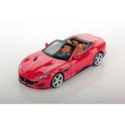 Ferrari Portofino Rosso Corsa with Open Roof Looksmart LS480SE