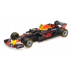 Aston Martin Red Bull Tag Heuer RB14 F1 2018 Max Verstappen Minichamps 110180033