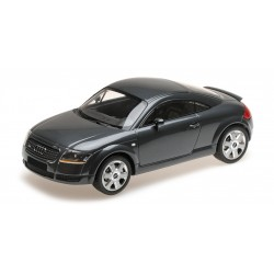 Audi TT Coupe 1998 Blue Metallic Minichamps 155017020