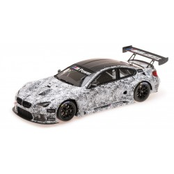 BMW M6 GT3 Presentation Spa 2015 Minichamps 155152699