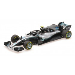 Mercedes F1 W09 EQ Power+ F1 2018 Valtteri Bottas Minichamps 410180077