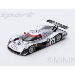 Audi E8C 9 24 Heures du Mans 1999 Spark S1807