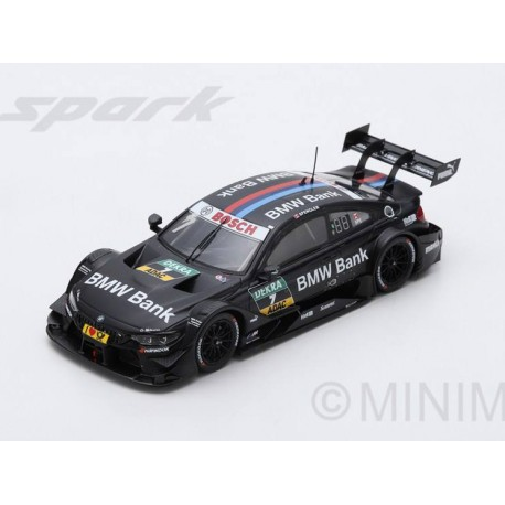 BMW M4 7 DTM Hockenheim 2017 Bruno Spengler Spark SG355
