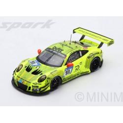 Porsche 911 GT3 911 24 Heures du Nurburgring 2018 Spark SG421