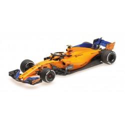 McLaren Renault MCL33 F1 2018 Stoffel Vandoorne Minichamps 537184302