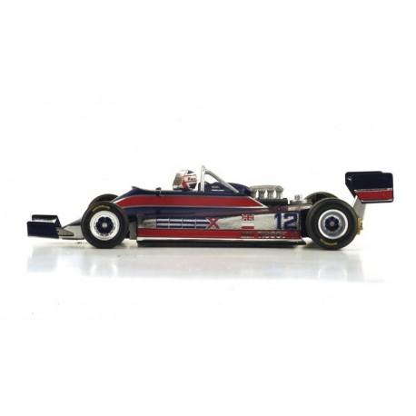 Lotus 81 F1 Belgique 1981 Nigel Mansell Spark S4287