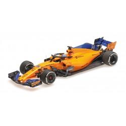 McLaren Renault MCL33 F1 2018 Fernando Alonso Minichamps 537184314