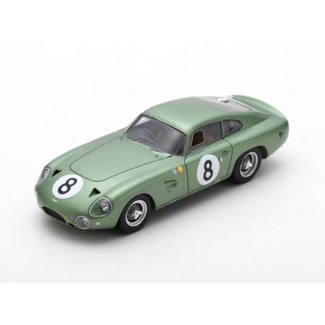 Aston Martin DP214 8 24 Heures du Mans 1963 Spark S2414