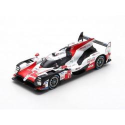 Toyota TS050 Hybrid 7 24 Heures du Mans 2018 Spark S7006