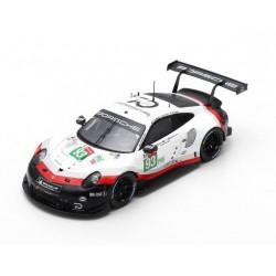 Porsche 911 RSR 93 24 Heures du Mans 2018 Spark S7034
