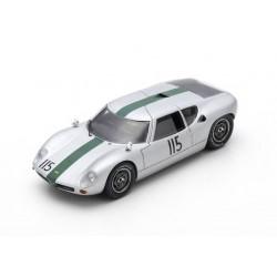 Lola MK VI GT 115 1000 Km du Nurburgring 1963 Spark SG374